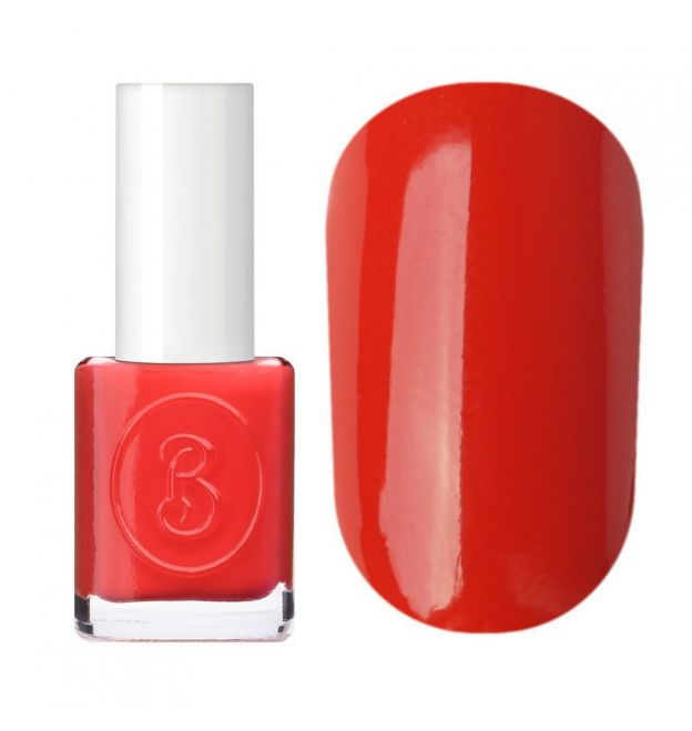 Berenice Лак для ногтей 13 Orange Red, фото