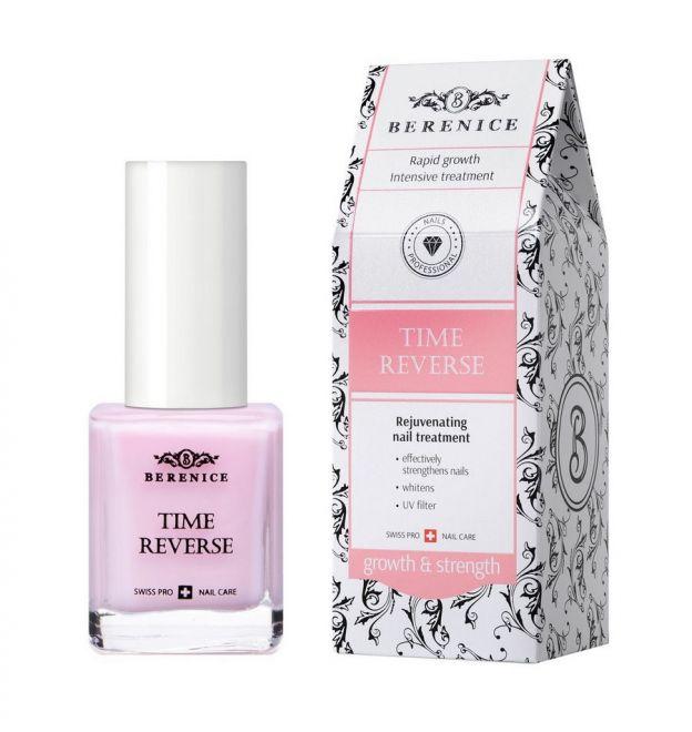 Berenice Time Reverse Омолаживающее средство для ногтей с аминокислотами, фото