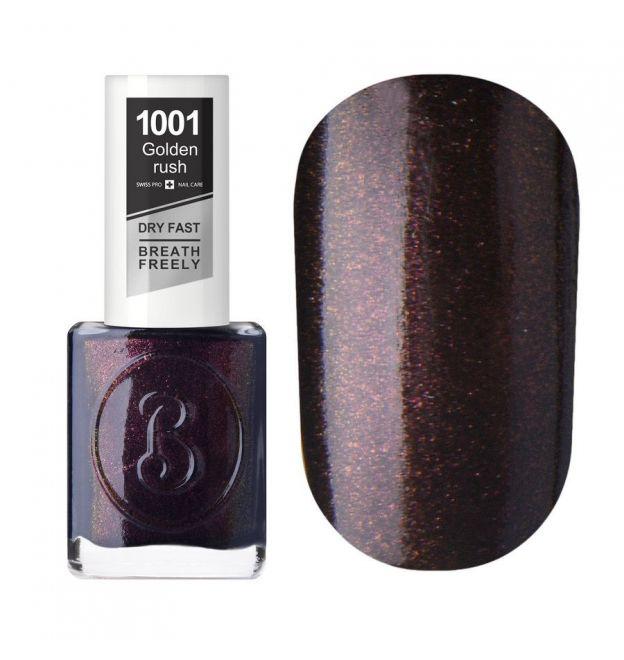 Berenice Лак для ногтей 1001 Golden Mine, фото